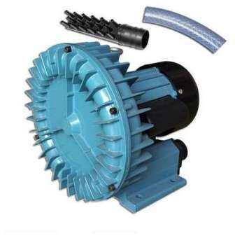 ปั๊มลม พัดลมไฟฟ้า RESUN GF-750 (750W) 1050L/min ลมมากแรงดันน้อย (จัดส่งฟรี)-