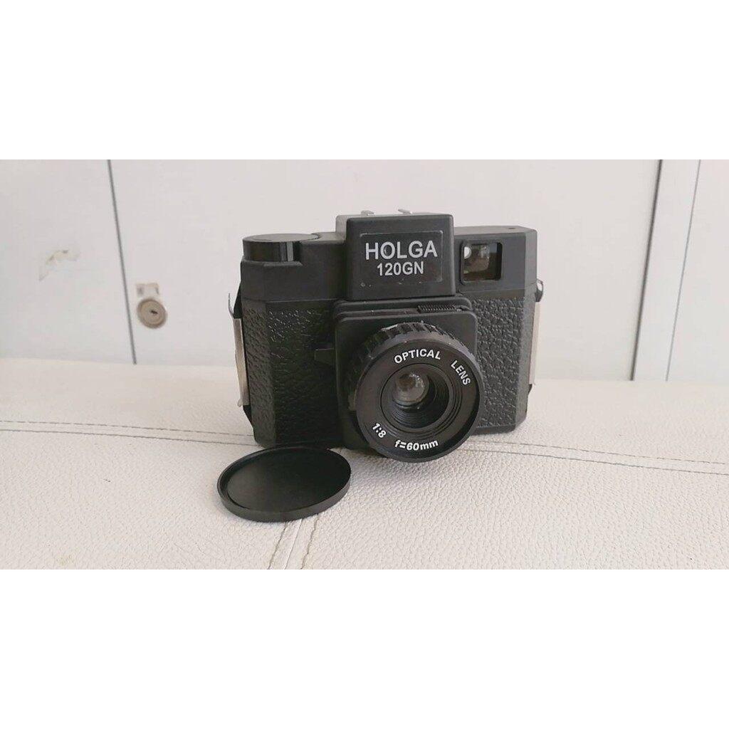 กล้องโลโม่ Holga 120 Gn.