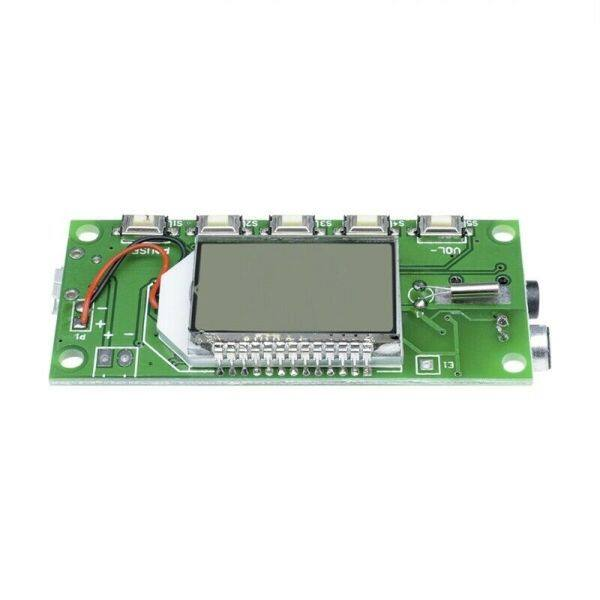 Giá DSP&PLL 87-108MHZ LCD FM Radio Wireless Microphone Stereo Transmitter/Receiver Module