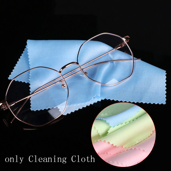 Giá bán HENG 5/10pcs Creative For iPhone iPad Household TV Screens Microfibre Fiber Eyeglasses Wipes Lens Cleaner Cleaning Cloths