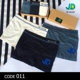 ซื้อ กางเกงในบ๊อกเซอร์ชาย รุ่นผ้าทอ011 Jd Man ออนไลน์