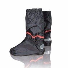 ถุงสวมรองเท้าสำหรับกันน้ำ ลุยฝน 100 ถุงสวมกันรองเท้าเปียก พร้อมพื้นยางกันลื่นใส่สบาย รุ่น Sw ใน กรุงเทพมหานคร