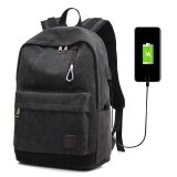 ขาย 15 6 Inch Usb Charging Function Laptop Backpack Man Business Dayback Women Travel Bag College Students Bag Antitheft Intl ใน จีน