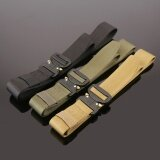 ส่วนลด 1Pc Military Equipment Tactical Belt Men Casual Brand Tdu Thicken Nylon Adjust Metal Buckle Militar Combat Belt Male Intl Unbranded Generic ใน จีน