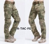 2017 Hot Sale Cargo Pants Camouflage Tactical Army Pants Combat Multicam Militar Tactical Pants With Knee Pads S Fg Intl จีน