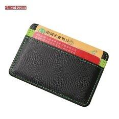 ซื้อ 2017 New Hight Quality Fashion Magic Wallet Pu Leather Men Wallets Carteira Magica Credit Card Holder Male Magic Wallet For Men Intl ใหม่