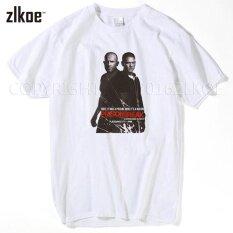 ซื้อ 2017 T Shirt New Prison Break T Shirt White Short Sleeve Prison Break T Bag Top Tees Shirt For Men Women Intl ออนไลน์ Thailand