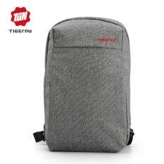 ราคา 2017 Tigernu Brand Anti Theft Multi Functional Fashion Cross Body Bag For Men Intl ใหม่