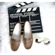 ราคา 29November รองเท้า คัชชู หุ้มส้น ใส่เดิน รุ่น Miami Code Yl222 สีกากี Khaki ที่สุด