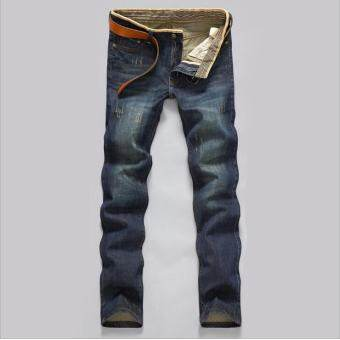 2NE New style of leisure Straight tube Jeans jeans