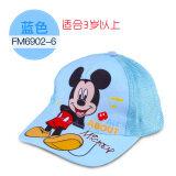 ส่วนลด ดิสนีย์ฤดูใบไม้ผลิและฤดูใบไม้ร่วงเบสบอลหมวกหมวกทารกหมวก เหมาะสำหรับ 3 14 ปี มิกกี้สีฟ้า B