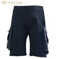 ราคา 3Mm Neoprene Men Scuba Diving Pants Fleece Lining Warm Wetsuit Snorkeling Kite Surfing Spearfishing Swimwear Beach Shorts Quick Drying Pants Intl เป็นต้นฉบับ