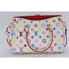 ราคา กระเป๋าถือหรือสะพาย พร้อมสายสะพายงานพรีเมี่ยม 41234 Unbranded Generic ใหม่