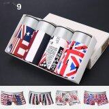 ราคา 4Pc Lot Addicted Brands Men S Brief Breathable Underwear S*xy Shorts Sleepwear Cuecas Mens Underpants Intl เป็นต้นฉบับ Unbranded Generic