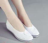 ขาย รองเท้าทำงานมีส้น กันลื่น สำหรับผู้หญิง 5 คู่จากสีขาว 5 คู่จากสีขาว ถูก ใน ฮ่องกง