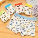 ส่วนลด 5 Pcs Boys Underwear Boy Boxer Brief Cartoon Panties Modal Intl Unbranded Generic