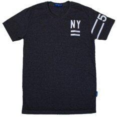 ขาย 5Th Avenue Graphic T Shirt เสื้อยืดผ้าฟอกนุ่ม รุ่น Ny Black 5Th Avenue ใน ไทย
