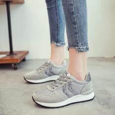 รองเท้าผ้าใบแฟชั้นผู้หญิงสไตล์เกาหลี 702 เป็นต้นฉบับ
