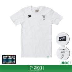 ขาย 7Th Street แท้ 100 เสื้อยืด รุ่น Jmb เนื้อผ้า Softtech ออนไลน์