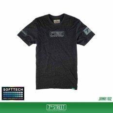 ขาย 7Th Street แท้ 100 เสื้อยืด รุ่น Jrmr เนื้อผ้า Softtech ถูก ไทย