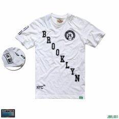 ราคา 7Th Street เสื้อยืดแนวสตรีท รุ่น Brooklyn Softtech สีขาว กรุงเทพมหานคร