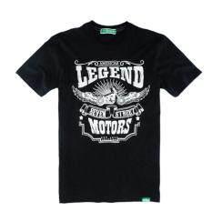 ทบทวน ที่สุด 7Th Street เสื้อยืดแนวสตรีท รุ่น Legend สีดำ