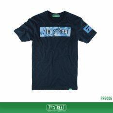 ขาย 7Th Street Graphic T Shirt เสื้อยืดแขนสั้นแนวสตรีท รุ่น Prg สีกรมท่า ใน กรุงเทพมหานคร