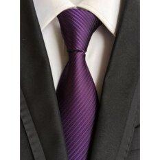 ซื้อ 8 เซนติเมตรทำด้วยมือผ้าไหมไมโครไฟเบอร์สิ่งทอสีธุรกิจอย่างเป็นทางการเนคไทเน็คไทสำหรับงานแต่งงาน นานาชาติ ออนไลน์ จีน
