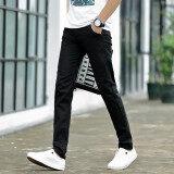 ซื้อ เกาหลีฤดูร้อนนักเรียนกางเกงกางเกงลำลอง สีดำ 919 รุ่น ถูก ใน ฮ่องกง