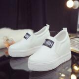ขาย รองเท้าส้นตึกผู้หญิง Difengxuan สไตล์เกาหลี สีขาว A 32 สีขาว A 32 ผู้ค้าส่ง