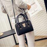 ราคา A Billion กระเป๋า กระเป๋าสะพาย กระเป๋าสะพายผู้หญิง(Black)No 10019 A Billion เป็นต้นฉบับ