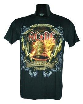 เสื้อวง AC/DC เสื้อยืดวงดนตรีร็อค เสื้อร็อค เอซี/ดีซี ADC1362 สินค้าในประเทศ