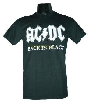 เสื้อวง AC/DC เสื้อยืดวงดนตรีร็อค เสื้อร็อค เอซี/ดีซี ADC1529 ส่งจากไทย