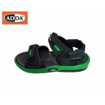ADDA 2N36 เด็กผู้ชาย  เด็กผู้หญิง รองเท้าแตะฤดูร้อนชายหาดสบาย ๆ เดินรองเท้ามีสไตล์ รองเท้า (ดำ, น้ำเงิน, เขียว, ส้ม, แดง, เหลือง)เหมาะสำหรับเด็กน่ะค่ะเหมาะสำหรับเด็กน่ะค่ะ(รบกวนคุณลูกค้าอ่านก่อนสั่งน่ะค่ะขอบคุณค่ะ)