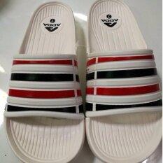 ราคา Adda 32B07 รองเท้าลำลอง สีขาว ไทย