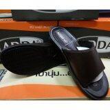 โปรโมชั่น Adda 7Q13 M3 รองเท้าลำลอง สีน้ำตาล Adda