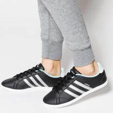 ขาย Adidas รองเท้า ผ้าใบ ลำลอง ผู้หญิง อาดิดาส Coneo Qt Vs Paris Grey Glow Pink Best Seller Adidas ออนไลน์