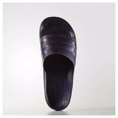 ราคา Adidas รองเท้าแตะรุ่น Duramo Slide Blue Blue Adidas ออนไลน์