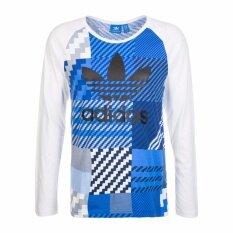ขาย Adidas เสื้อยืดแขนยาว Essentials Trefoil Ls รุ่น Ay8288 Multicolor กรุงเทพมหานคร ถูก