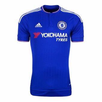 Adidas เสื้อฟุตบอล Chelsea FC 15/16 Home Replica. Player Jersey AH5104 (Blue)