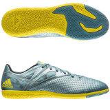 ราคา Adidas รองเท้าฟุตบอล รองเท้าฟุตซอล Futsal รุ่น Messi 10 3 In ฟ้าเงิน ออนไลน์