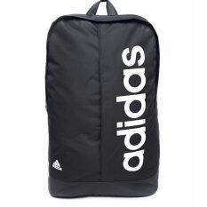 ซื้อ Adidas กระเป๋าเป้ รุ่น Lin Per Bp Black Adidas เป็นต้นฉบับ