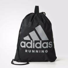 ซื้อ Adidas กระเป๋า Run Gymbag S96355 Bk 590 กรุงเทพมหานคร