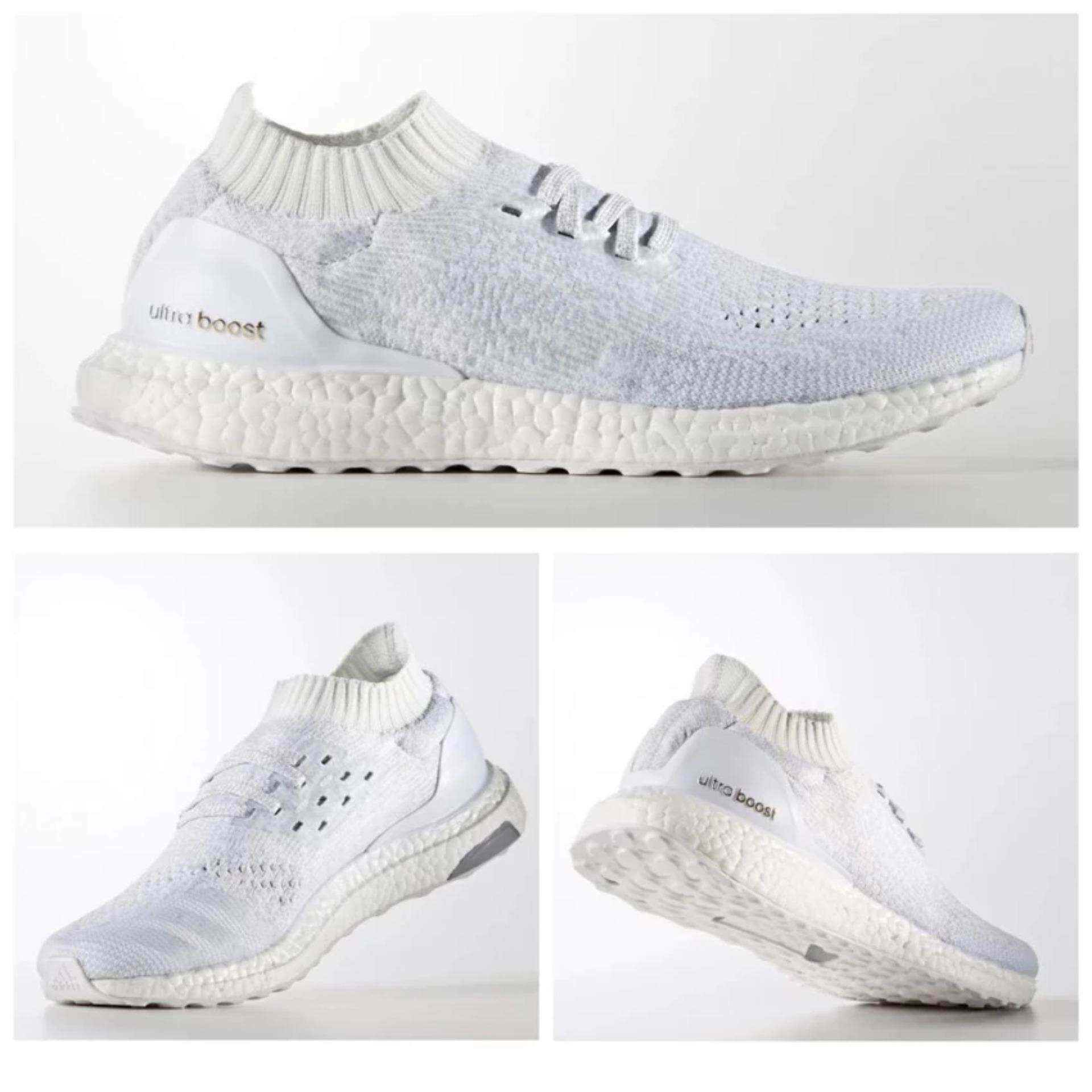 check out c440c e53e0 รองเท้า ADIDAS ultraBOOST Uncaged LIMITED Tripple White ...