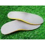 ราคา แผ่นรองเท้า เพื่อสุขภาพ แผ่นรองเท้ากีฬา 40 46 ผู้ชาย Not Specified เป็นต้นฉบับ