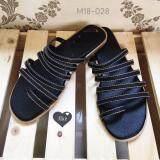 ซื้อ Alice M18 028 รองเท้าแฟชั่น ดำ ถูก ใน Thailand