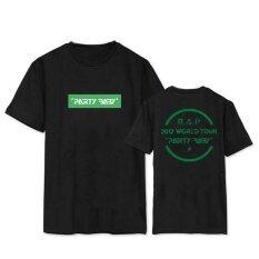 ขาย Bap B A P Party Baby 2017 Album Shirts Casual Cotton Clothes Tshirt T Shirt Short Sleeve Tops T Shirt Dx456 Black Intl Alipop เป็นต้นฉบับ