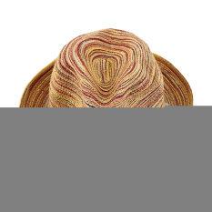 ขาย Allwin Women S Beach Hat Provence Floppy Elegant Bohemia Straw Sun Cap Multi Color ใน จีน