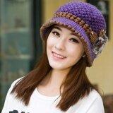 โปรโมชั่น Andaman หมวกผู้หญิง สีม่วง Hat Women Purple