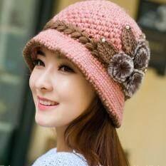 โปรโมชั่น Andaman หมวกผู้หญิง สีโอรส Hat Women Rose Pink Andaman Shop